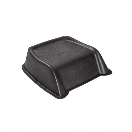 Pack of 36 units of black theatre booster seats