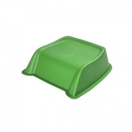Pack of 36 units of green theatre booster seats